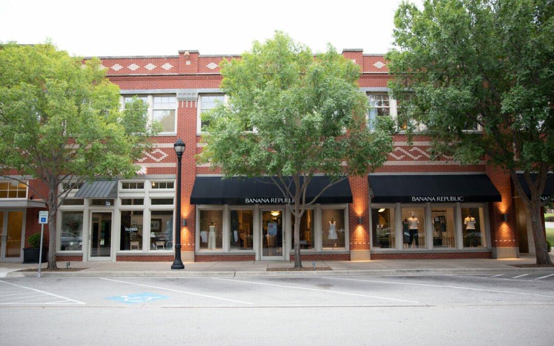 Commercial Construction – Retail Town Center